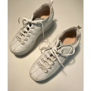 Skechers for Work Shape Ups 9 White Shoes Comfort
